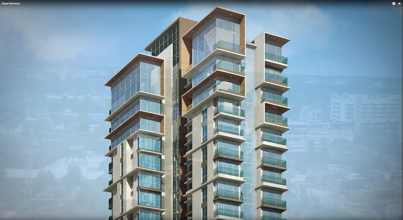 Spacious 2 Bedroom Apartments At Desai Harmony By Sparks
