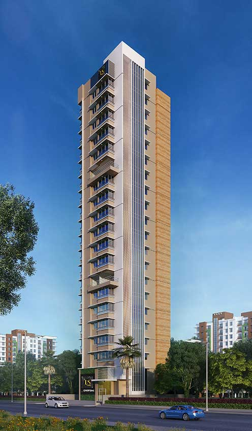 2 Bedroom Luxurious Apartment At Laxmi Sadan Matunga East