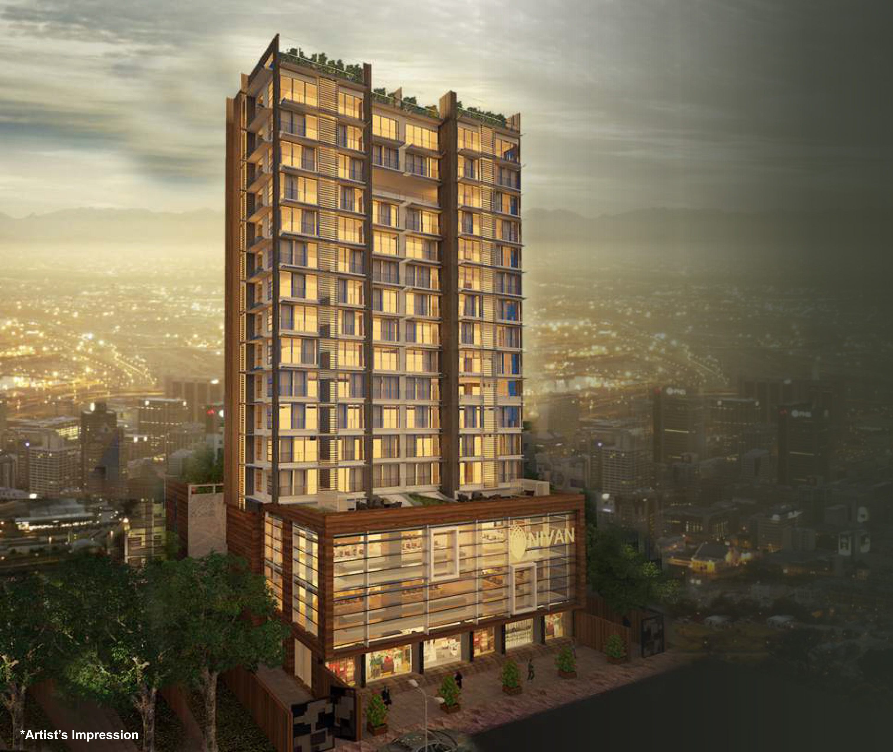 2 Bedroom Luxurious Residences At The Magnificent Nivan
