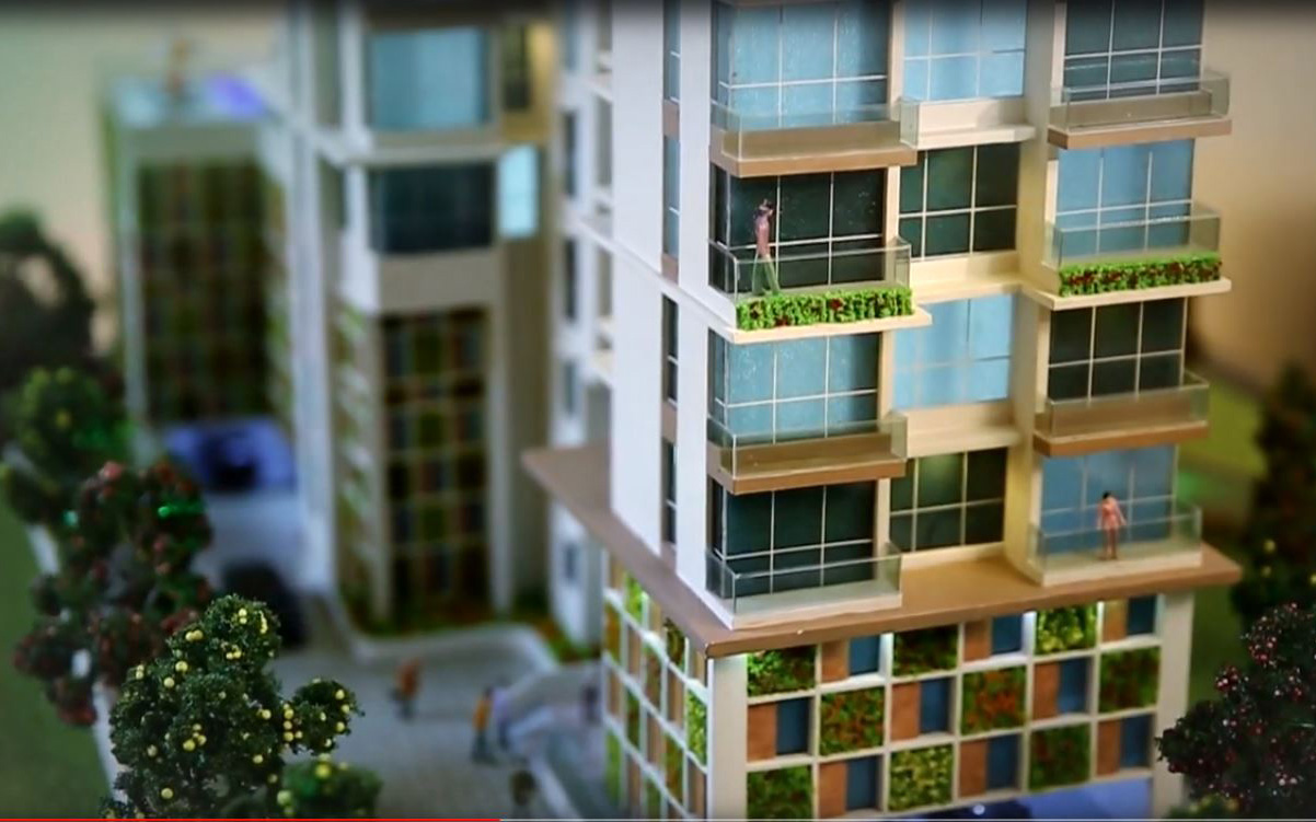 Spacious 3 Bedroom Apartments At Desai Harmony By Sparks